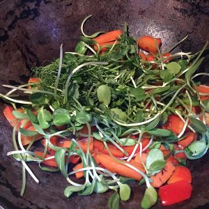 Truleaf Farm micro greens Recipes 2