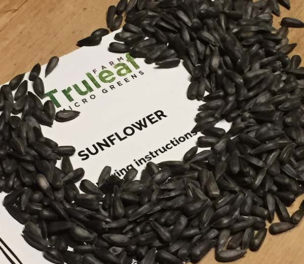 Truleaf TOP UP kits - Sunflower