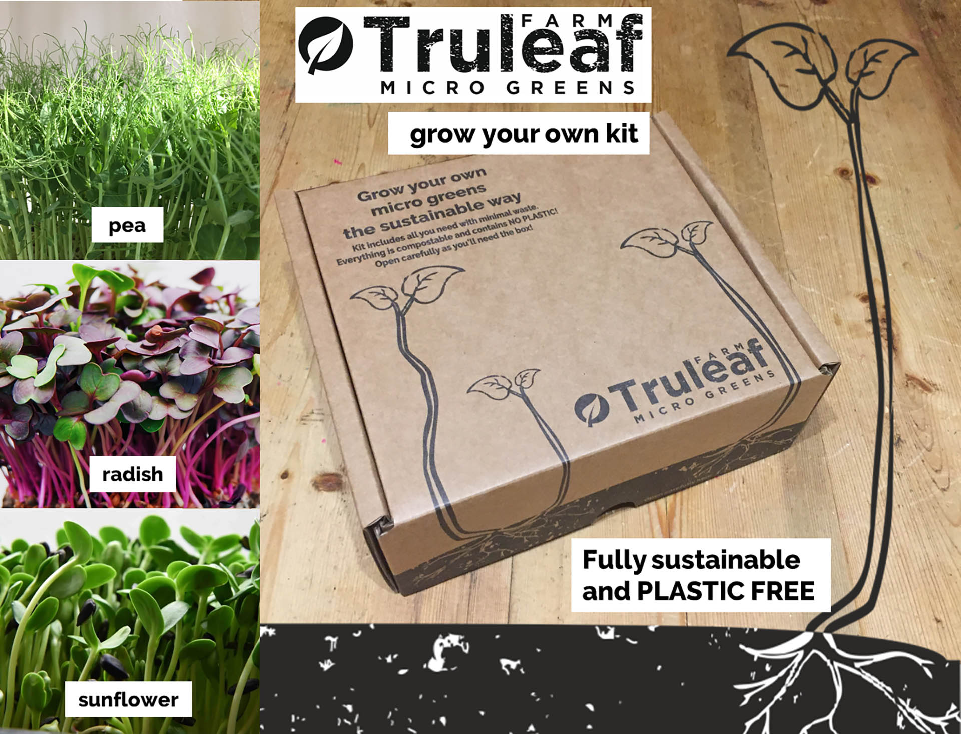 Truleaf Grow your own